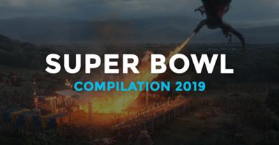 Tutti gli annunci pubblicitari deI SUPER BOWL 2019